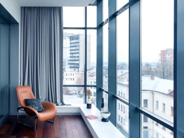 Преимущества теплого балкона или лоджии